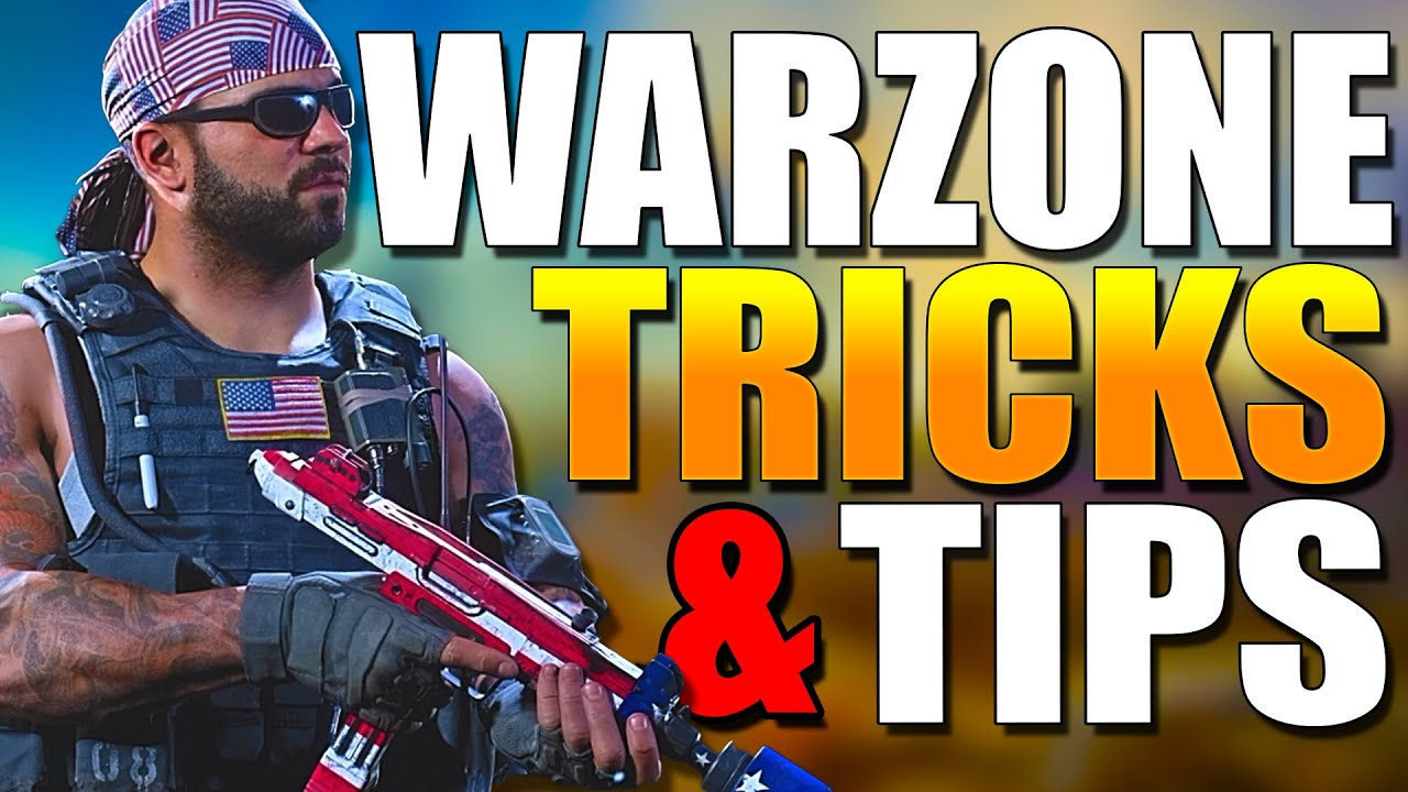 How to get BETTER at WARZONE Solos! Warzone Training! (Warzone Solo Tips)
