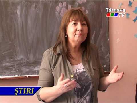 """Lansare carte """"Mâţa Vinerii"""", autor Doina Ruşti, la Sighişoara."""