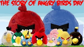 Angry Birds Day Special - The Story of Angry Birds Day (Remastered)