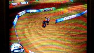 EA Sports Supercross 2000 Race 1 Main Event
