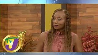 TVJ Smile Jamaica: Nadine Sutherland - June 13 2019