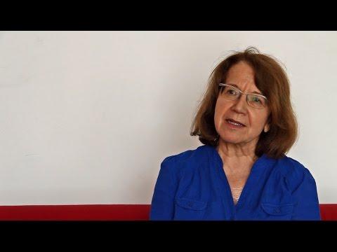 Le Corps Infini - Interview de Marie Hélène Tramus