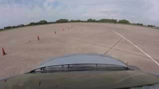 homepage tile video photo for Cobalt LS autocross NRSCCA Solo Mid-div. Championship day 2