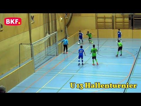 16. 12. 2017 - U 13 Hallenturnier In Neusiedl - CCM-TV.at