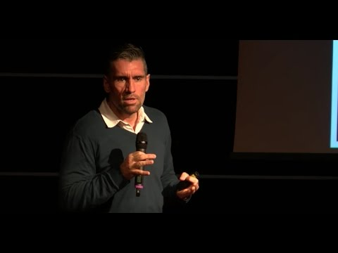 Solving The Youth Crime 'Problem' | Stephen Case | TEDxLoughboroughU