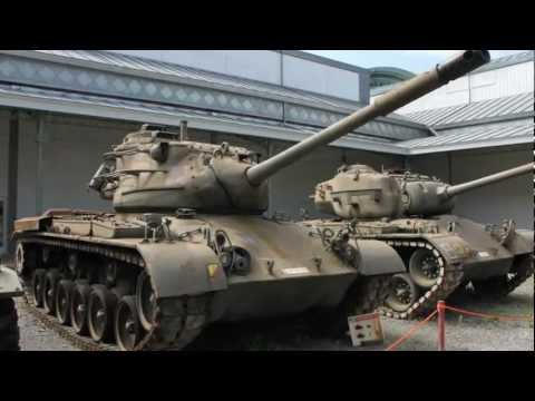 Royal Military Museum in Brussels, Belgium