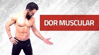 Pernas dor ácido láctico muscular nas