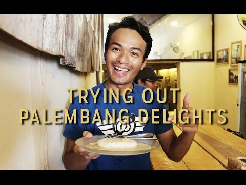 [Travelogue] Kue Harum - Taste the Delicious Palembang Delig