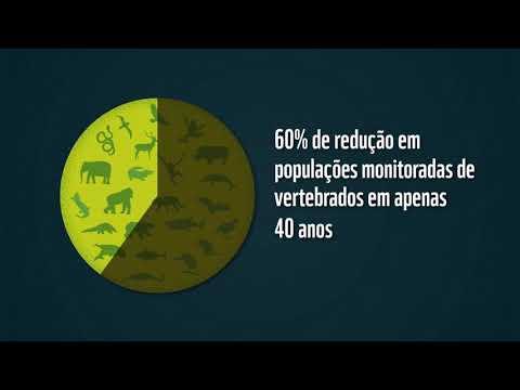 WWF - Relatório PLANETA VIVO 2018: Uma ambição maior