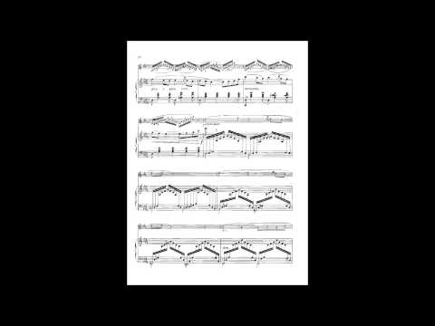 Piano Accompaniment: Messager Solo de Concours