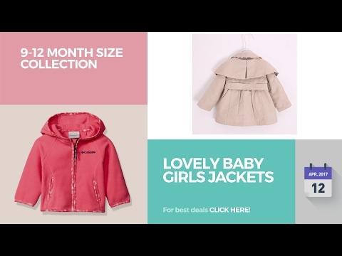 iiniim Kids Baby Girls Spring Trench Wind Dust Coat Hooded Jacket Outerwear
