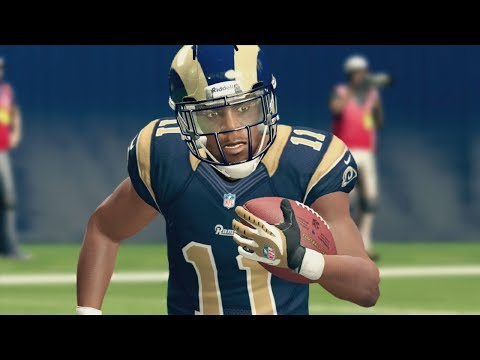 Scoring Over 100 Points in a Single Game? With the Rams?!? - Madden 25 Online Gameplay