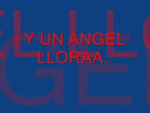 UN ANGEL LLORA-GUARDIAN DE MI CORAZON-2010