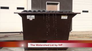 Refuse Watershed Lid By Indiana Vac Form