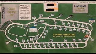 Camp Meade Army RV Park & Campground : Fort George C. Meade, Maryland