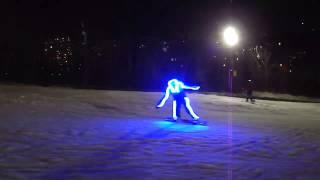 как сделать светодиодный костюм своими руками