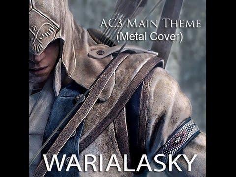Assassin's Creed III Main Theme - Metal Remix
