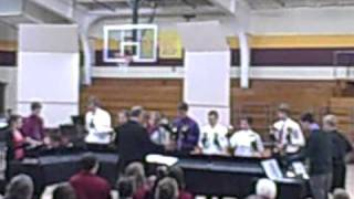 Fennimore High School: Black Glove Handbells - Carol of the Bells