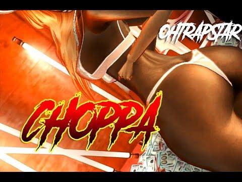 "OhTrapStar "" Choppa "" (Animated Music Video)"
