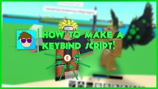 ROBLOX: How to Make a Keybind Script for NPC!