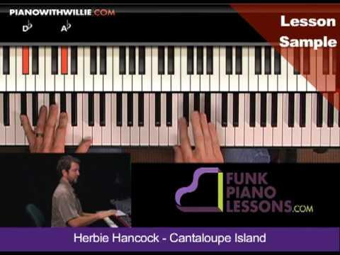 Pianowithwillie Ex2 Herbie Hancock Cantaloupe Island Fpl