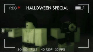 Halloween Special (Thanks for 10k Subs)-Roblox