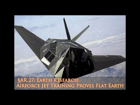 Airforce Jet Training Proves Flat Earth thumbnail