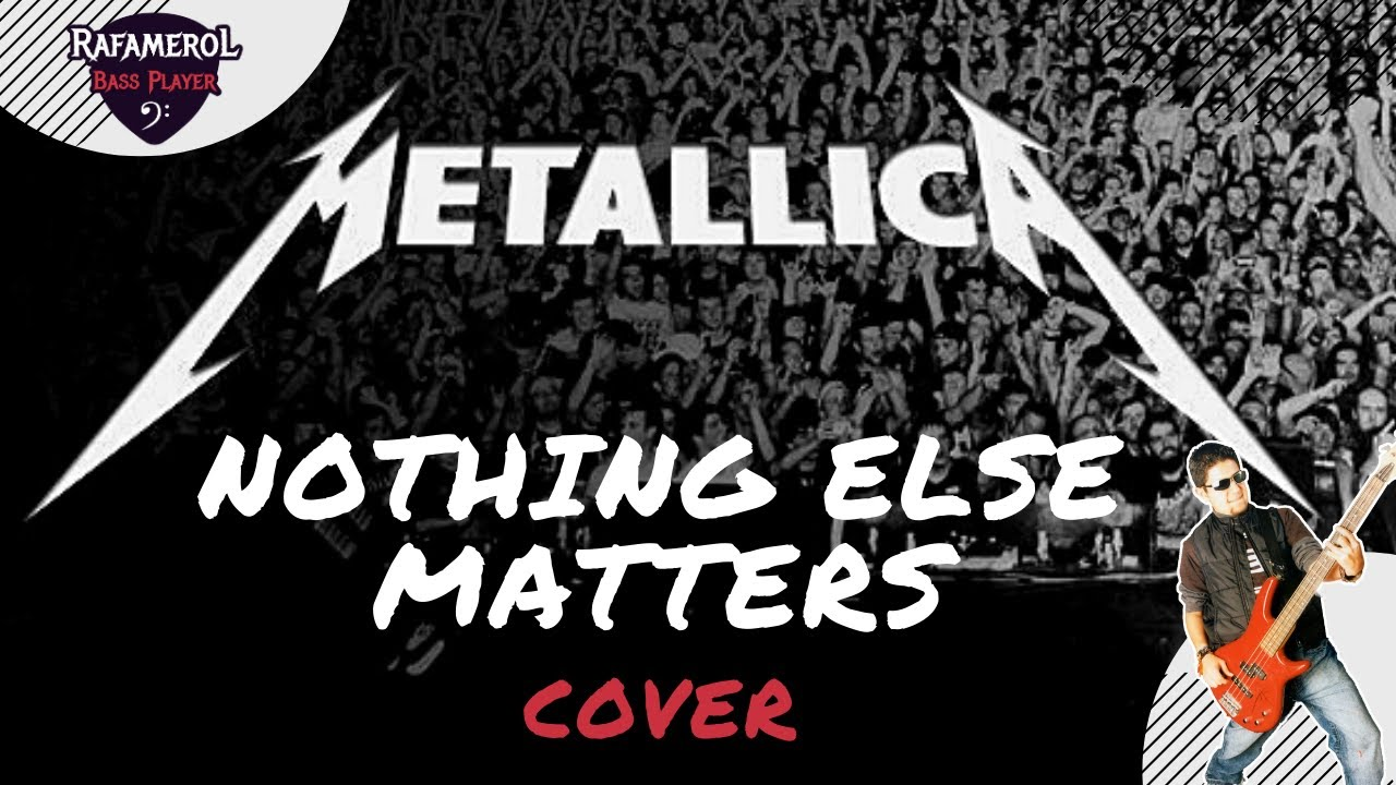 Metallica -  Nothing Else Matters (bandhub cover)
