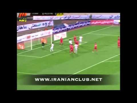 Iran Vs. Palestine (Friendly Match)