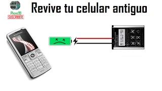 Revivir celular antiguo