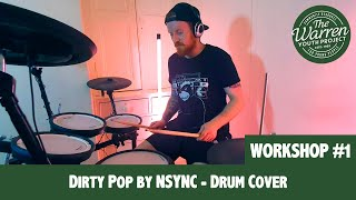 ROBBIE - Dirty Pop by NSYNC Drum Cover
