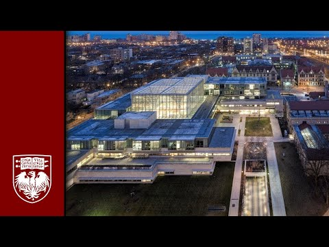 UChicago Architecture: Rafael Viñoly on the Charles M. Harper Center, Chicago Booth