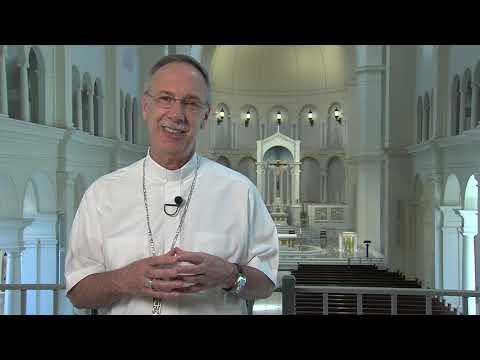 Bishop Luis Rafael Zarama's Message For Easter