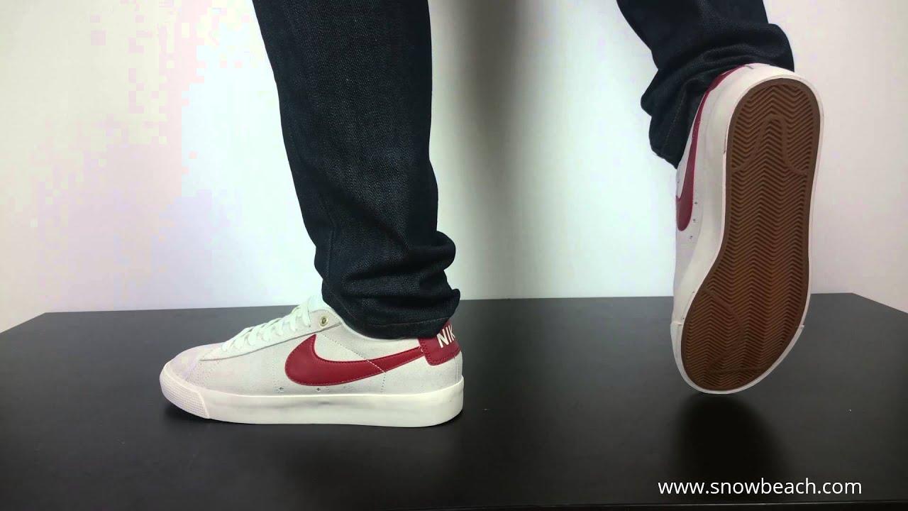 100% garanti Nike Blazer Faible Fond D'écran Noir Et Blanc Cru rabais réel recommande la sortie tdyfpFBLm