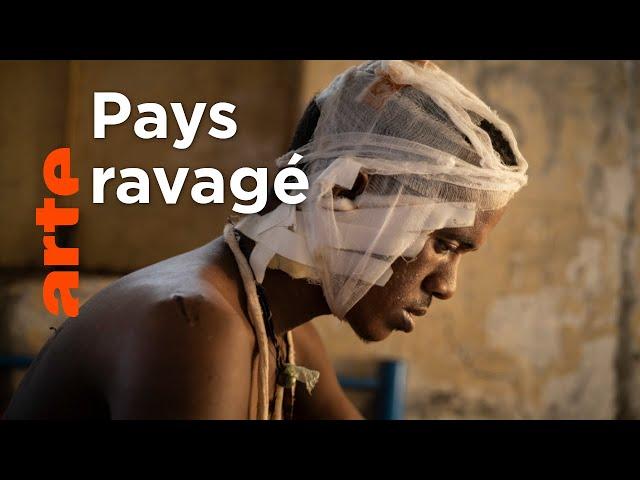 Soudan : guerre du Tigré, sur l'autre rive | ARTE Reportage