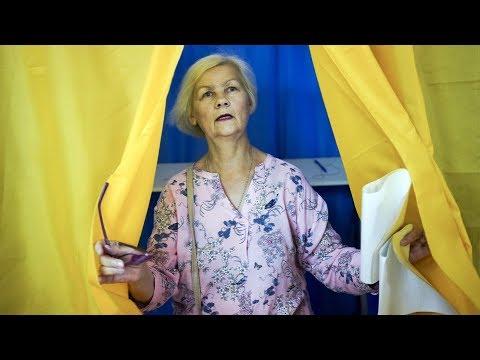 Выборы в Украине.