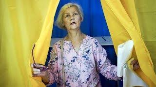 Выборы в Украине. Голосование. Часть 1   21.07.19