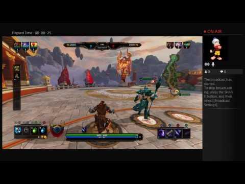 Smite live stream online battles