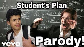 Drake - God's Plan Parody (Students Plan)