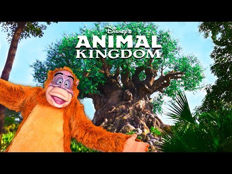 Top 10 BEST Disney's Animal Kingdom Secrets! | Walt Disney W