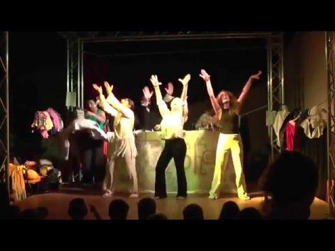 Cabaret musicale: New Crazy show parte 1