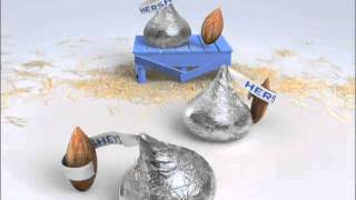 Hershey's Kisses With Almonds - Square Dance (2002, Usa)