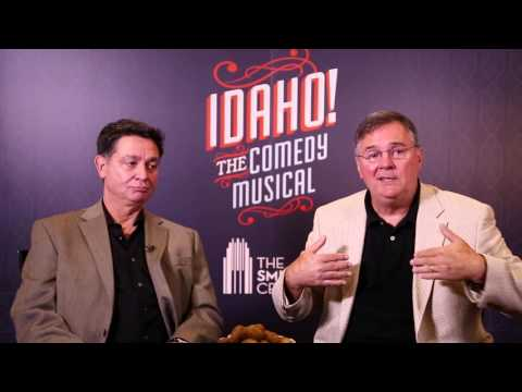 Is Idaho! The Comedy Musical About Idaho?