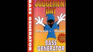 Bass Generator - Judgement day V Afterdark - NewcastleUK