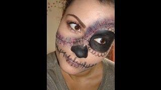 Грим подходящ за Хелoуин/ Halloween