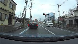 【ドライブ動画】2019/2/17 福知山城~猪崎城~綾部城~園部城