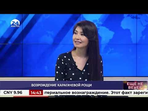 ЕЩЕ НЕ ВЕЧЕР/ Возрождение Карагачевой рощи