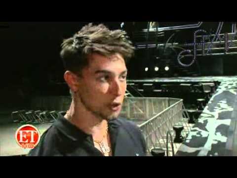 Britney Spears  Choreographer Jamie King Leaks Stage Secrets