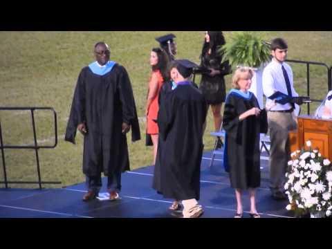 Upson Lee High School Class of 2015 - AJ