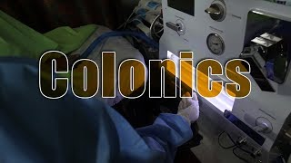 Benefits of colonics